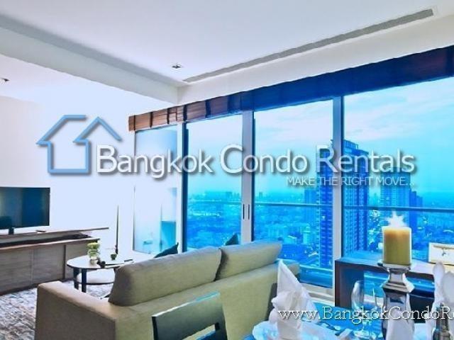 For RENT Saphan Taksin Condo Bangkok Property The River by Bangkok Condo Rentals Bangkok Real Estate Bangkok.