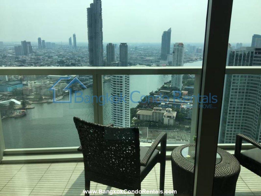 Bangkok Real Estate Saphan Taksin Condo For SALE The River by Bangkok Condo Rentals Bangkok Real Estate Bangkok.