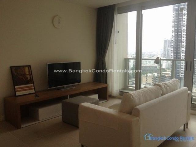 Bangkok Real Estate Saphan Taksin Condo For RENT The River by Bangkok Condo Rentals Bangkok Real Estate Bangkok.